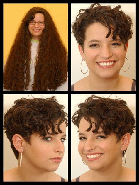 deva curl short hair curly hair amazing transformation using a dry deva cut