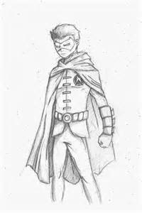 robin damian wayne by theodj on deviantart