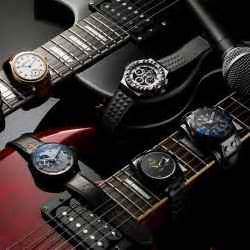 Tag Heuer Formula 1 David Guetta Rosegold List rococo n roll keith richards auctions his antiques