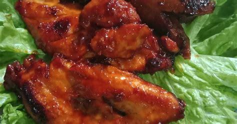 resep ayam bakar diet enak  sederhana cookpad