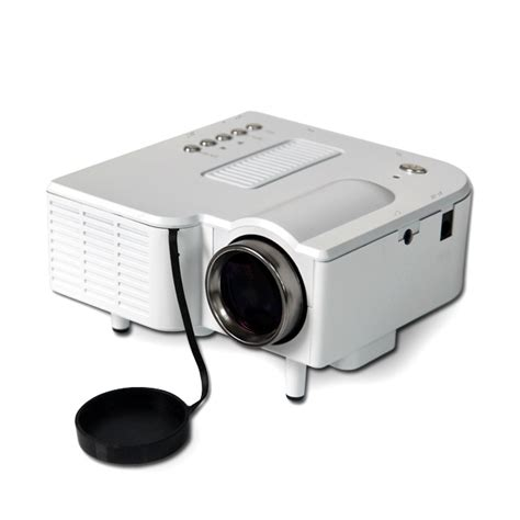 gm40 mini hd home led projector 24w multimedia lcd image