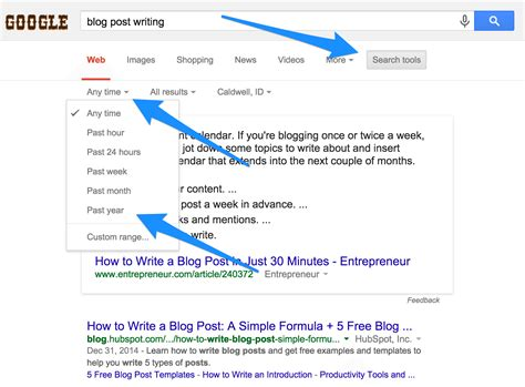 blogger search how to write a blog post a full breakdown of how we do it