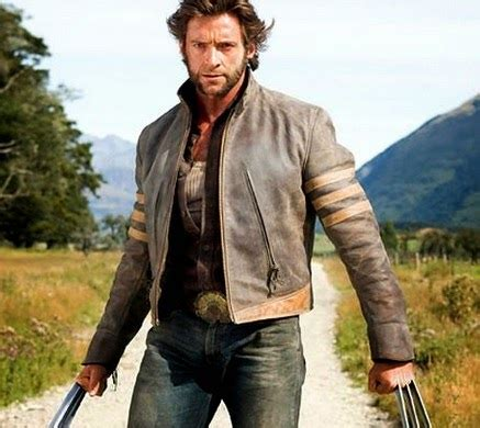 Jaket Kulit Pria Wolverine X jual jaket kulit wolverine logan murah jaket kulit