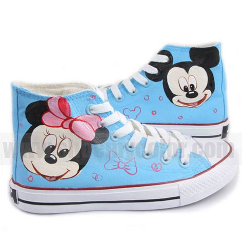 mickey mouse shoes for mickey mouse images mickey mouse painted shoes