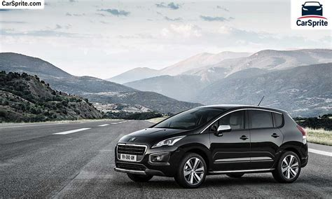 peugeot 3008 2017 prices and specifications in kuwait