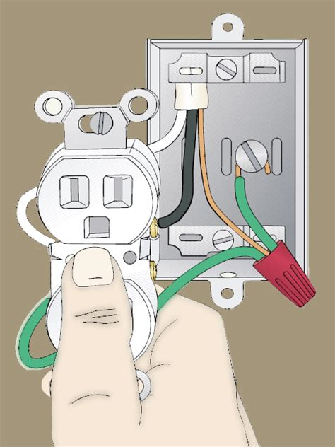 half switched outlet wiring diagram of a wire get free