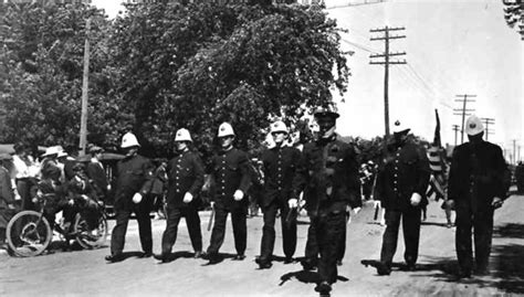 Niagara Falls Arrest Records City Of Niagara Falls Department Marching In A Parade Details