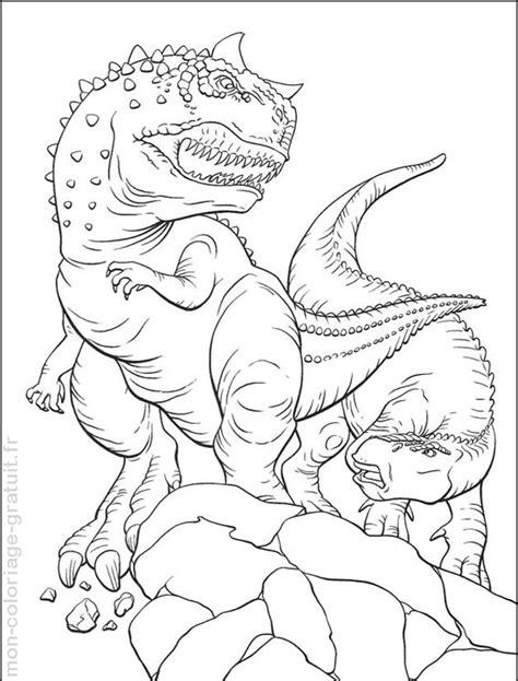 Coloriage Dinosaure Mon Coloriage En Ligne Gratuit