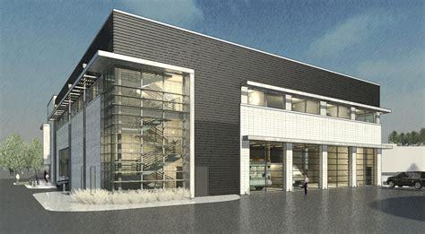 house design company department of defense to break ground on hazardous material response facility