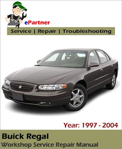 service manual 1997 buick regal workshop manual download free free download to repair a 1997