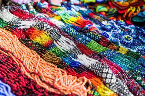 colorful necklaces colorful bead necklaces bilder und fotos creative