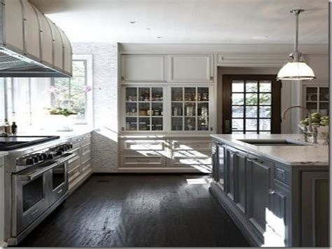 Kitchen Design Ideas With Islands by Ikea Hardwood Flooring Charcoal Gray Kitchen Cabinets