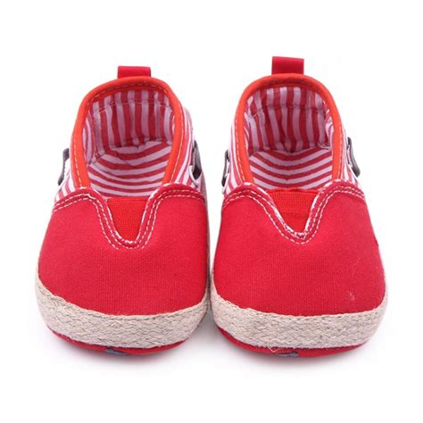 Size 3 Crib Shoes by 3 Size Non Slip Baby Toddler Boy Sneaker Crib Bow