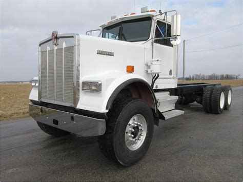 kenworth chassis for sale kenworth w900 cab chassis trucks for sale used trucks on