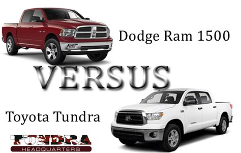 Toyota Tundra Vs Dodge Ram Toyota Tundra Vs Dodge Ram Battle In Philly Tundra
