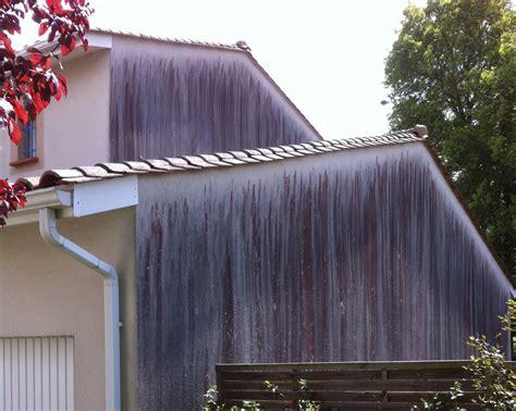 Nettoyage Mur Javel by Nettoyer Une Facade Excellent Nettoyage Mur Exterieur Eau