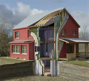 Fine Home Building six of the most efficient homes ever published in fine homebuilding