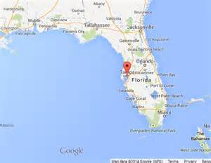 where is florida located on the map ta on map of florida world easy guides