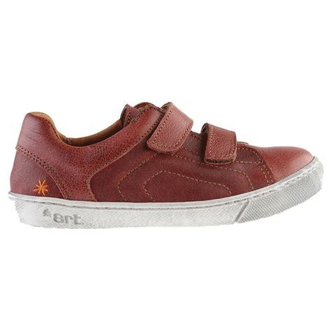 velcro sneaker the company a534 junior dover amarante leather velcro