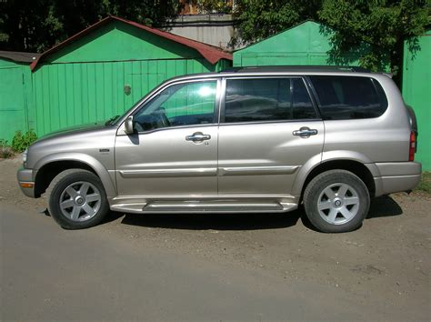 transmission control 2001 suzuki xl 7 head up display 2001 suzuki vitara pictures 2700cc gasoline automatic for sale