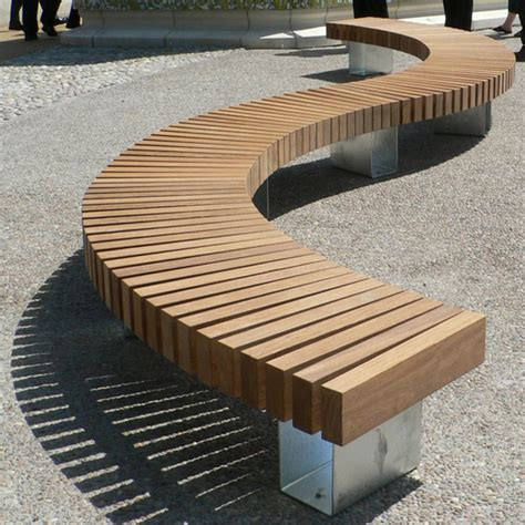 curved wooden benches uk curved slatted cedar wooden benches
