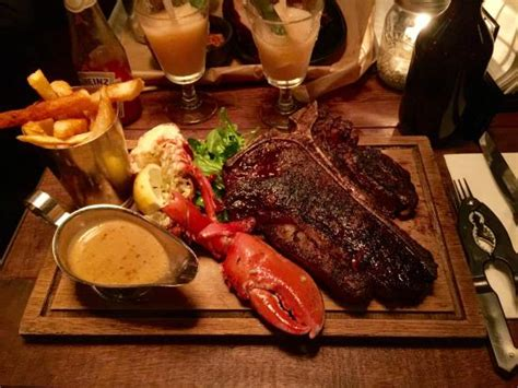 Covent Garden Lobster by T Bone Steak Lobster Picture Of Big Easy Covent