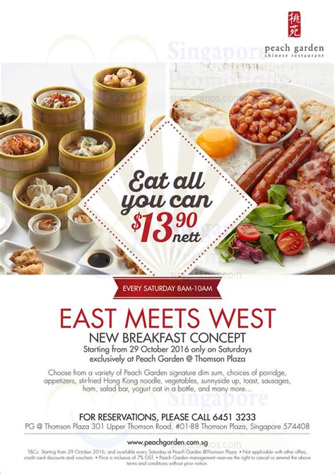 All You Can Eat For F B garden 13 60 eat all you can breakfast buffet at