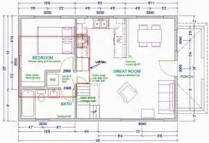 loft cabin floor plans 20 wide 1 1 2 story cottage w loft