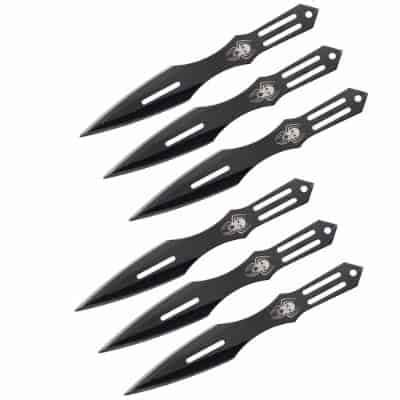 top 9 best throwing knives in 2018 reviews