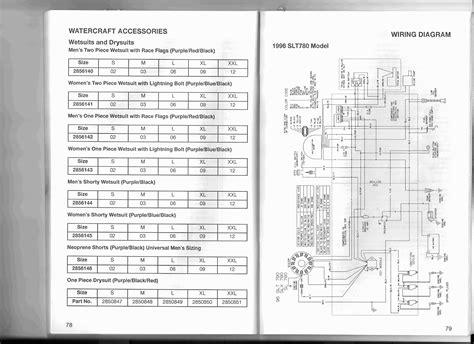 ski doo wiring diagram image collections diagram