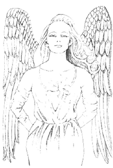 realistic angel coloring pages angel coloring pages precious moments angel coloring