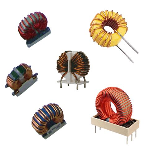 coil inductor design basic fundamental electrical electronic component what they do