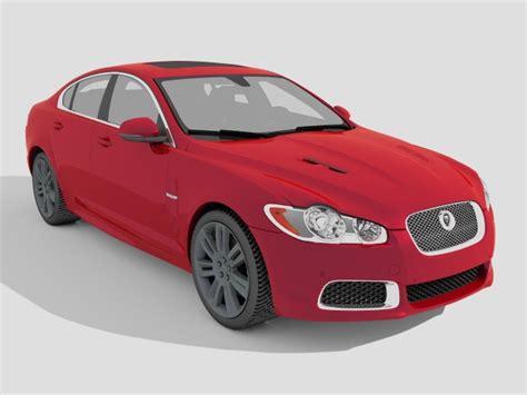 2010 jaguar models 2010 jaguar xfr 3d model 3ds max files free