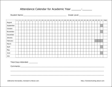 printable calendar homeschool free printable homeschool record keeping forms