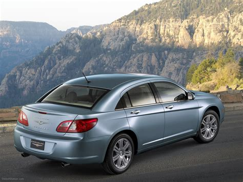 rank chrysler car pictures 2009 chrysler sebring 2009 chrysler sebring sedan exotic car wallpapers 08 of