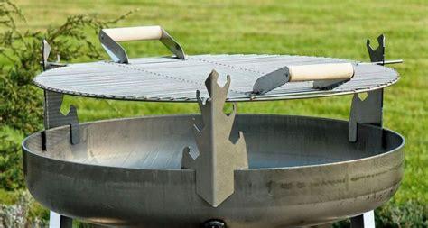 feuerstelle mit grill voma feuerschale feuerkorb feuerstelle mit grillrost ebay