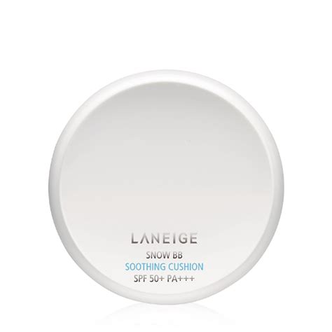 Laneige Snow Bb Soothing Cushion Review makeup review laneige snow bb soothing cushion spf 50 pa