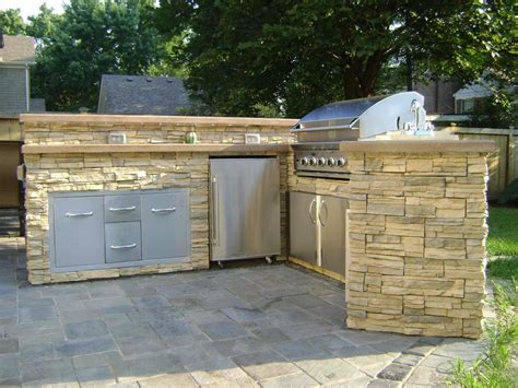 Outside Kitchen Ideas Outdoor Kitchen Ideas On A Budget Pictures Tips Ideas Hgtv