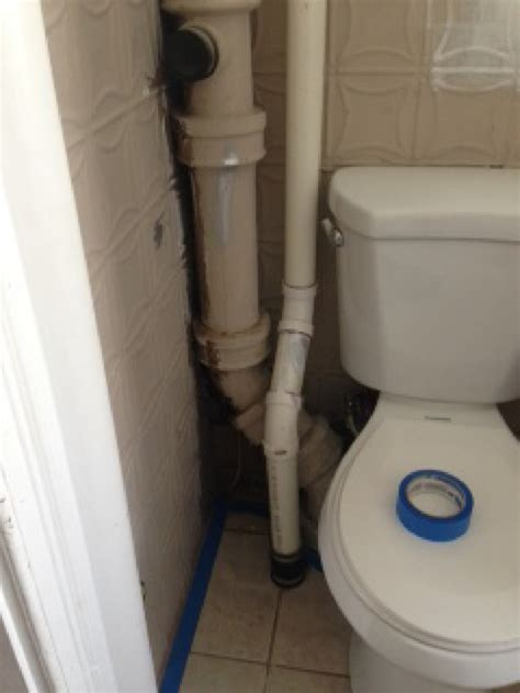 How To Hide A In A Bathroom help what should i do with this quot quot pipes in my bathroom