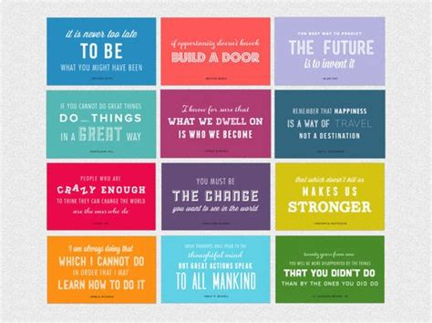 Calendar Quotes Giveaway Enter To Win An Inspirational Quotes 2016