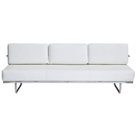 flat sofa bed flat lc5 leather sofa bed modern in designs