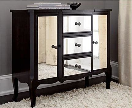 why get mirrored furniture