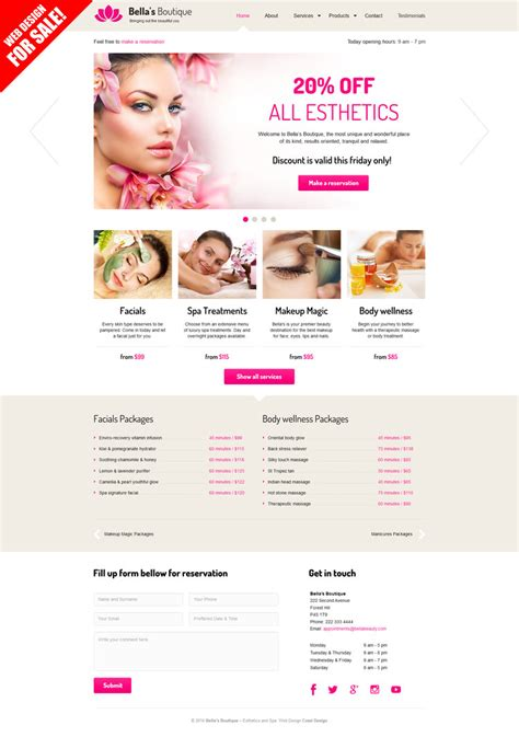 website layout design sle web design for sale by romankac on deviantart