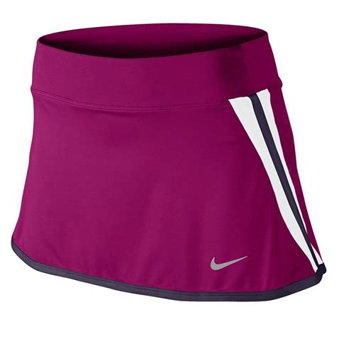 nike power s tennis skirt rasberry