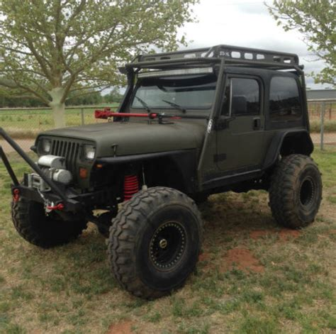 jeep wrangler yj super swamper tires 4 wheel drive | autos