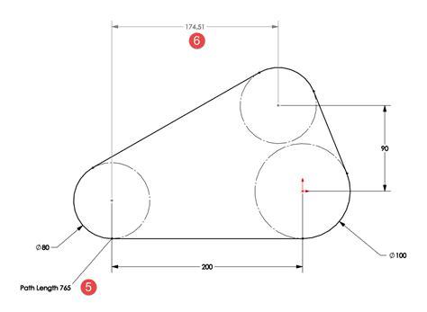 Solidworks Tech Tip Path Length Dimension