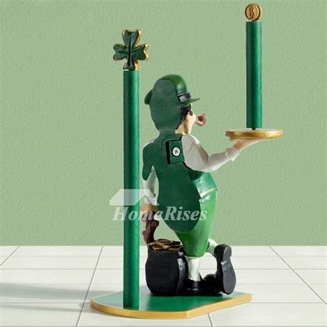 unique funny cool stand  double toilet paper holder