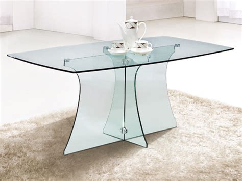 Glass Top Dining Table Designs With Price