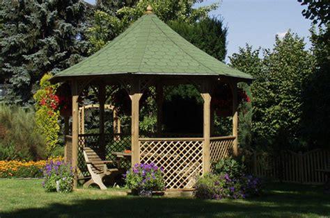 gazebo chopin gazebo da giardino in legno chopin arredo giardino