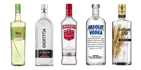 best vodka brands interesting facts about vodka just facts